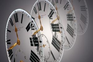 czas zegary